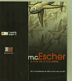 m.c.Escher /Madrid / 2007