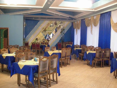 Zorepad Restaurant in Ternopil (West Ukraine)