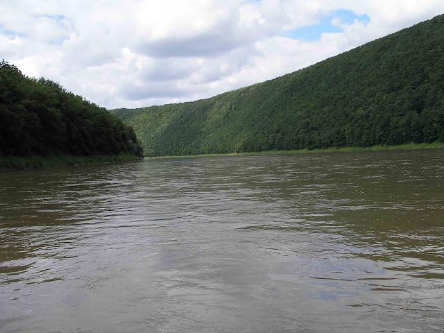 Dnister River, Western Ukraine