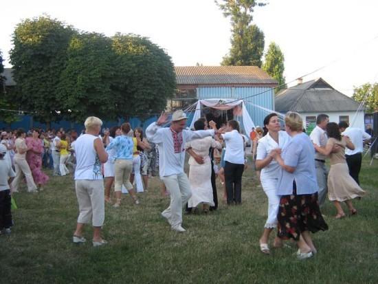 Весілля Віктора Бронюка (ТіК): танці до упаду