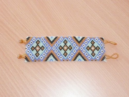 Mexican beaded bracelet
