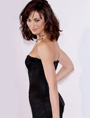 Ukrainian Model and Actress Olga Kurylenko