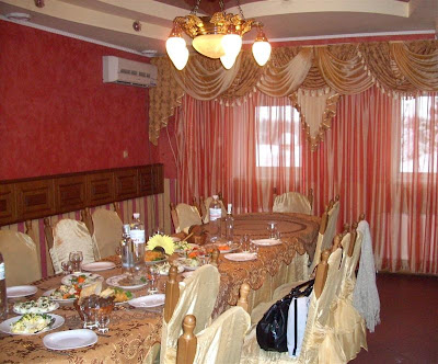 Volodar Restaurant Ternopil City Western Ukraine