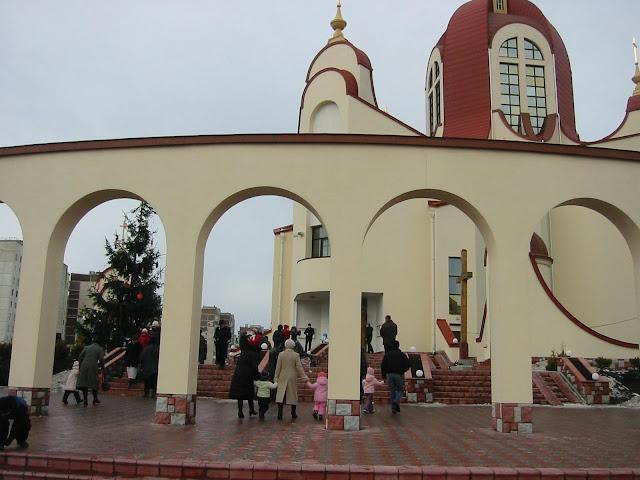 Saint Peter Church Ternopil West Ukraine