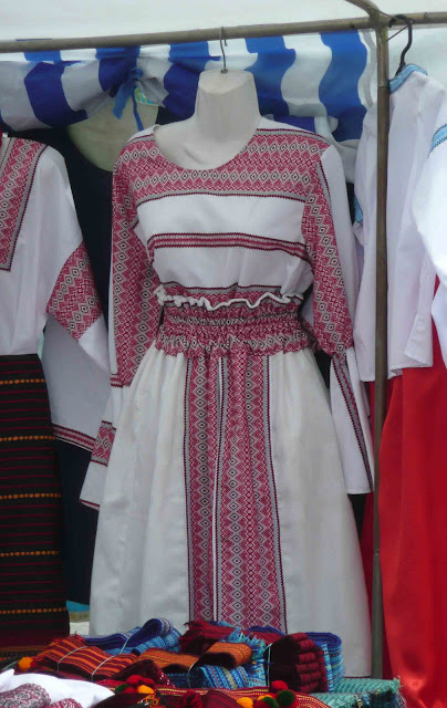 Ukrainian Styled Dress Ternopil