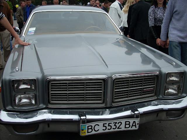 Dodge Monaco 1978 Ternopil Ukraine