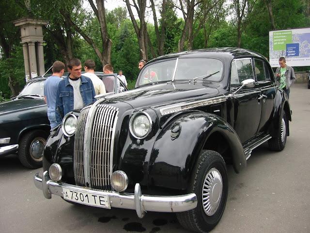 Opel Admiral 1937 Ternopil Ukraine
