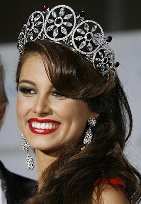 Stefania Fernandez Miss Universe 2009 Venezuela Spanish Ukrainian Origin