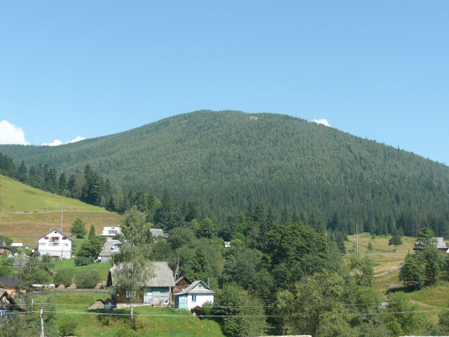 Ukrainian Carpathians Sightseeing