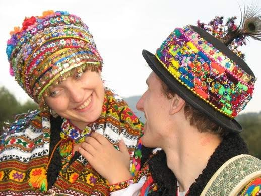 Hutsul Wedding West Ukraine