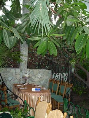 Winter Garden Restaurant Zbarazh Western Ukraine