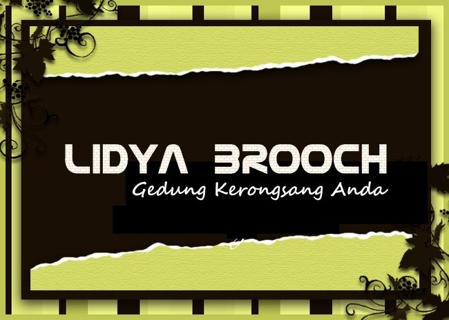 Lidya Brooch
