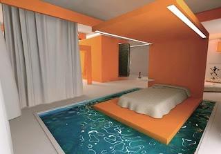 Blog De Piscinas Piscinas En La Habitacion - Habitaciones-con-piscina-dentro
