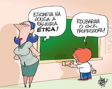 Aula de Ética ou Ética na Escola