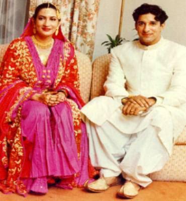 WasimAkramweddingpicture - Pakistani Celebrities Wedding