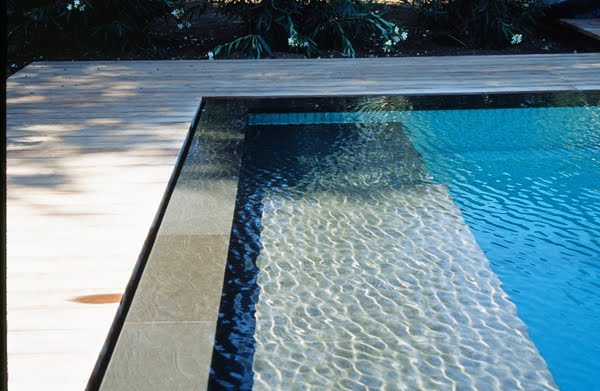 Basalt Pool Coping : Clemenco granite and marble