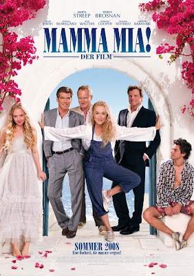 Filme Mamma Mia! DVDRip   Dublado