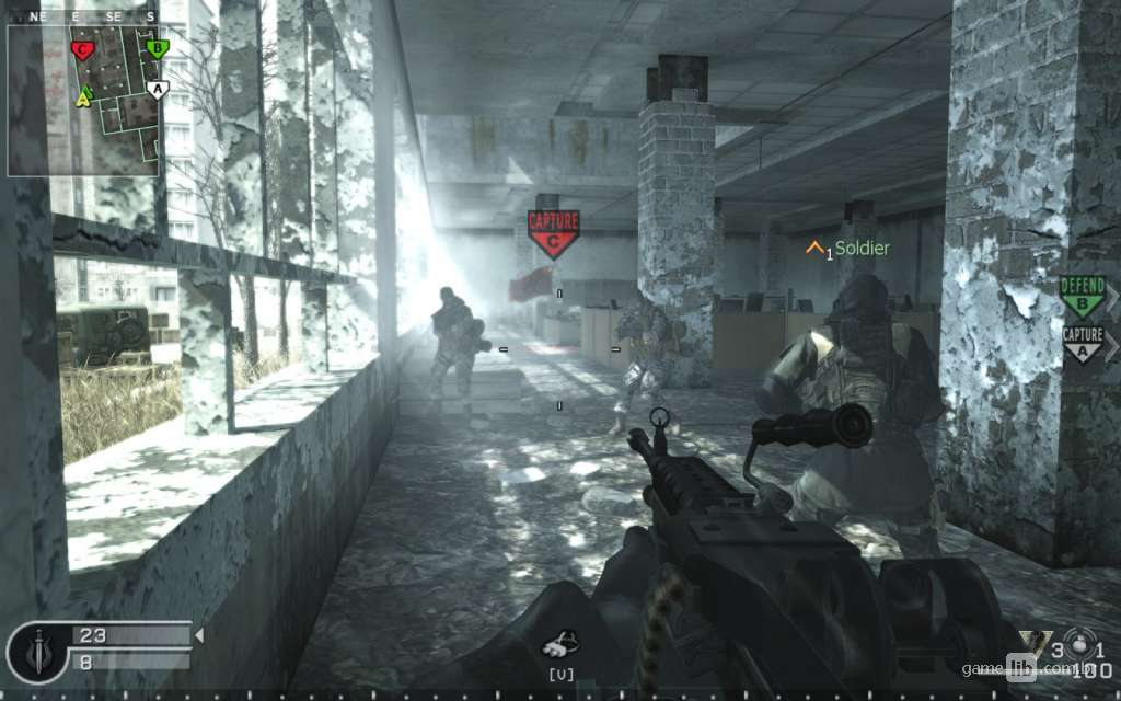 Call of Duty 4: Modern Warfare é