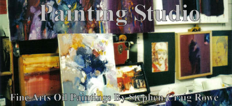 Stephen's Painting Studio
