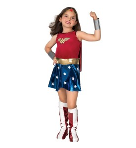 Deluxe Child Wonder Woman Costume I recently learned the best way to buy yer quality pornography: bulk packs.