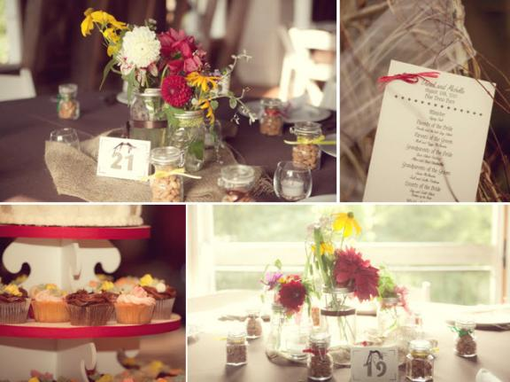 Rustic Wedding Overload