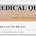Medical Quack - Updated Blog Format