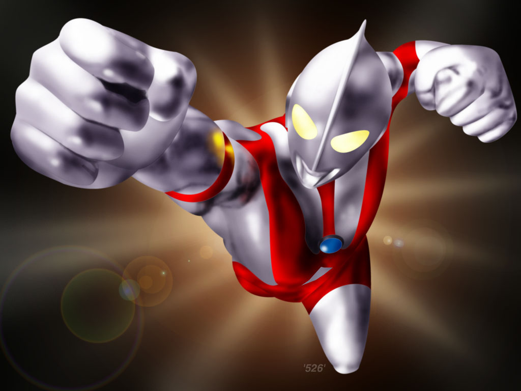 Ultraman Facebook Cover