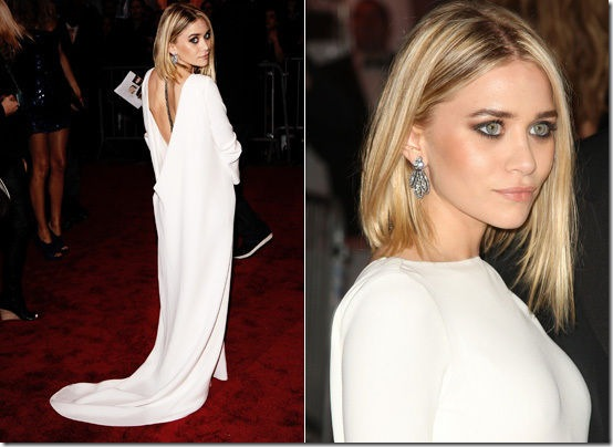 Mary-Kate Olsen at the 2013 Costume Institute Gala  149549