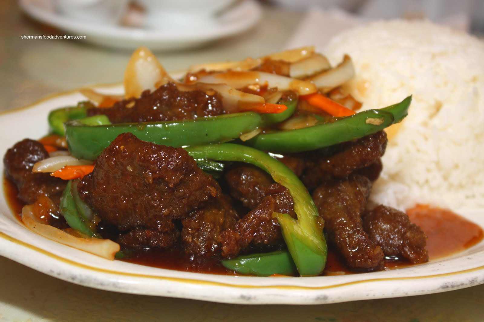 Szechuan Beef Recipe What i mean is that the beefSzechuan Beef