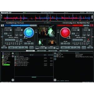 Dj Mixer Equipment Numark Cue Professional Dj Software