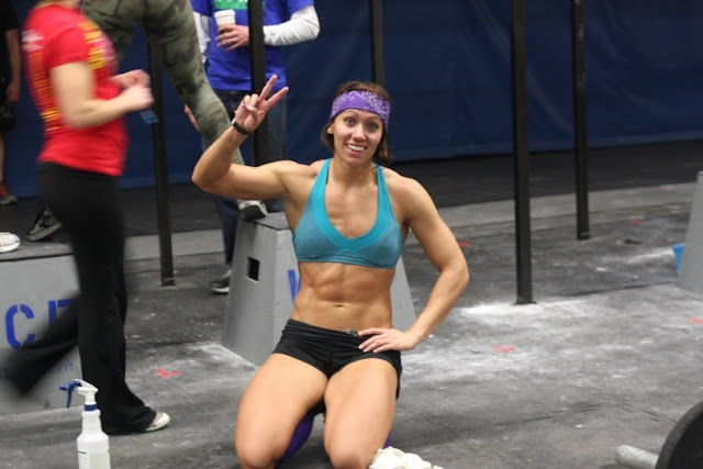 Miranda Oldroyd hottest crossfit girls
