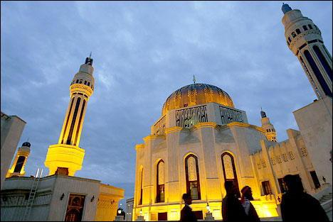 MOABM Masjid Saddam di Iraq