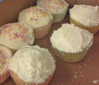 Gluten Free Cupcake Comparison
