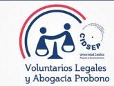 VOLUNTARIOS LEGALES - ABOGACIA PROBONO (CIDSEP-UNIVERSIDAD CATOLICA)