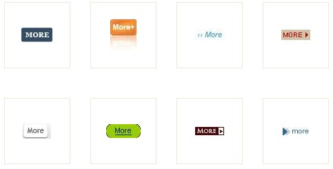 Blogger templates read more buttons collection for free download