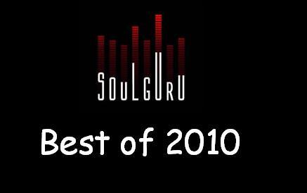 Top of the Blogs 2010 - SOULGURU's CHOICE