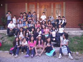 SALIDA JUEVES 18/ DICIEMBRE 2008