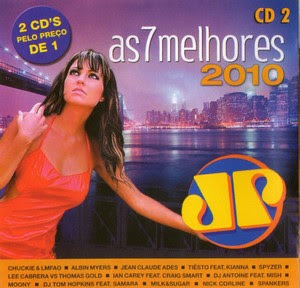 cd 10 mais tocadas da Jovem Pan 2009 - Download