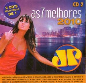 cd 10 mais tocadas da Jovem Pan 2009 - Download