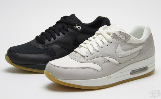 Long anticipated by Nike Air Max 1 lovers, the 2010 run of Crepe-bottomed  runners has finally landed at select retailers.One of the three shoes that  was ...