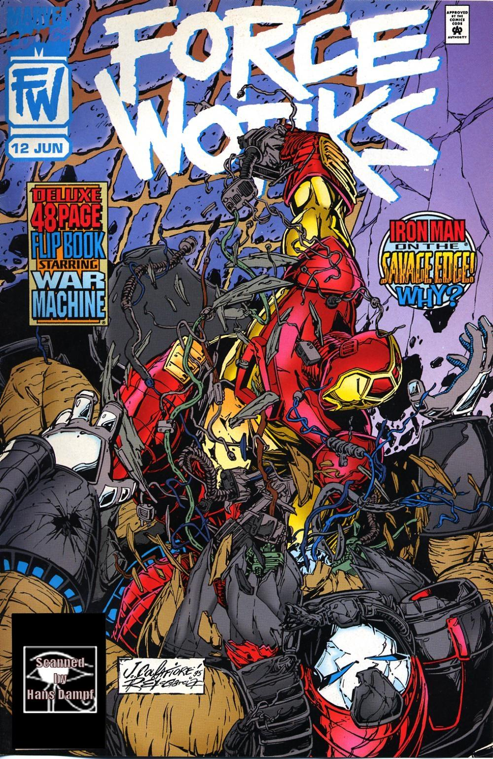 Force Works Issue #12 #12 - English 1