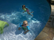 Fun in Grandma's Pool