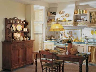 diseño de cocinas italianas