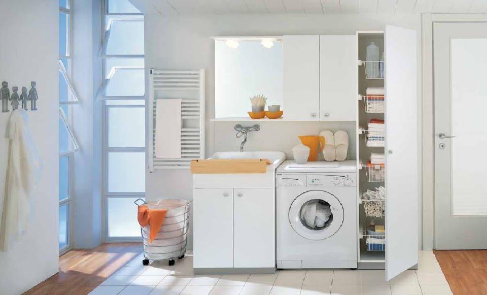 Lavar y planchar a gusto decorar tu casa es - Como distribuir una cocina cuadrada ...