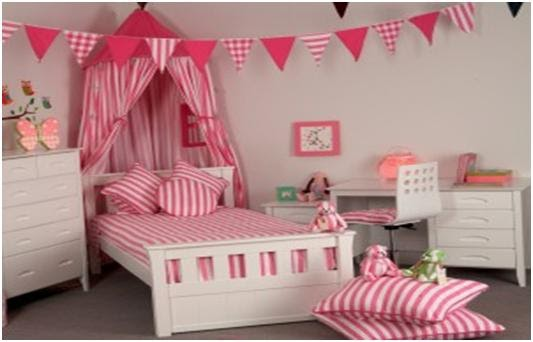 Decora y disena fotos de dormitorio rosado for Home disena y decora tu hogar