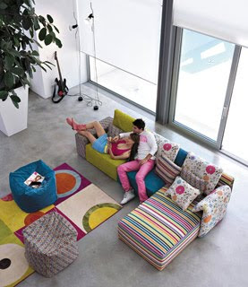 Decora Y Disena Muebles Para La Sala Moderna Por Linea Italia