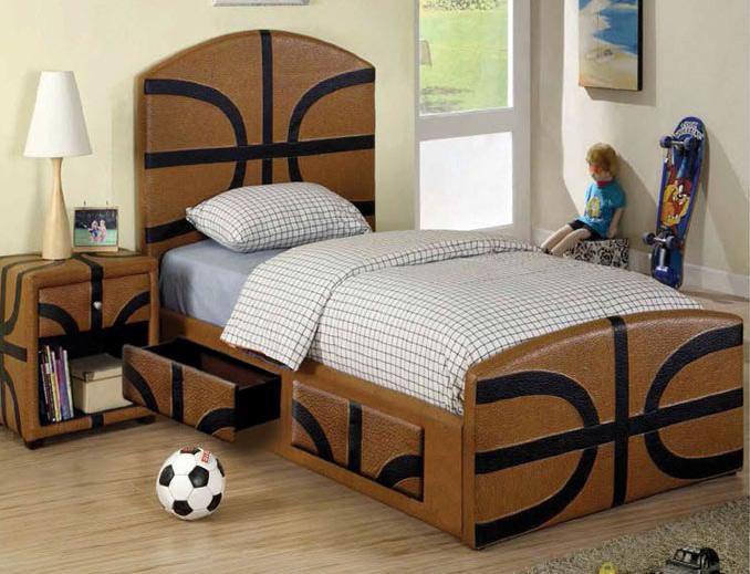 Fotos camas infantiles divertidas decorar dise ar y - Disenos de camas para ninos ...