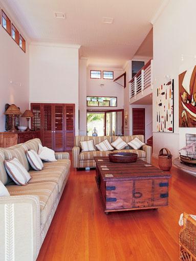 Decora y disena espectaculares fotos de salas r sticas - Fotos de salas rusticas ...