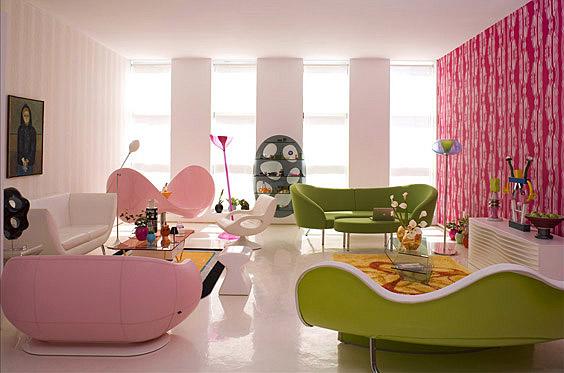 Departamentos Decoracion Moderna ~ Rashid introduce una grandiosa decoraci?n interior de departamento