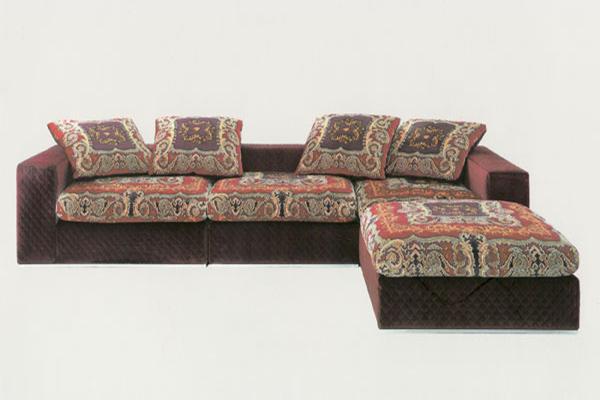 Decora y disena explosi n de dise os de sof s versace - Disenos de sofas ...